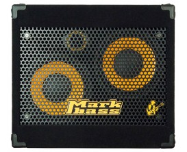 "MARK BASS MM102/8 Cab - Baffle 2x10"" 400 Watts / 8 Ohms, signature Marcus Miller"