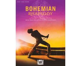 Bohemian Rapsody (Piano, Voix, Guitare) - Ed. Hal Leonard
