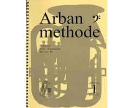 Methode Trombone clef de fa, volume 1 - JB Arban - Ed. Molenaar