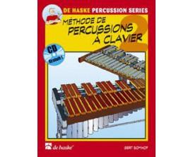 Méthode de Percussions à Clavier 2 - Gert Bomhof (Ed. De Haske)
