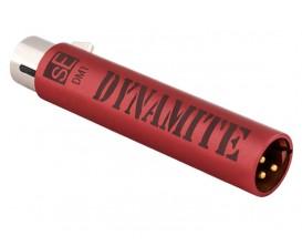 SE ELECTRONICS DM1 Dynamite - Préampli micro compact classe A avec circuit FET et buffer