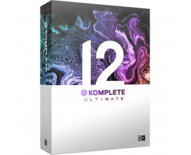 NATIVE INSTRUMENTS Komplete 12 ULTIMATE UPSE Upgrade Select - Suite logiciel de production, mise à jour depuis Komplete Select v