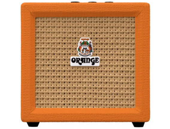 ORANGE Crush Mini - Mini combo 3 watts pour guitare