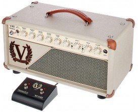 "VICTORY AMP V40H Deluxe - Tête 40 Watts tout lampes ""The Duchesse Deluxe"", Made in UK"