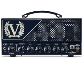 "VICTORY AMP V30 MkII Head - Tête compacte 30 Watts tout lampes ""The Countess"", Made in UK"