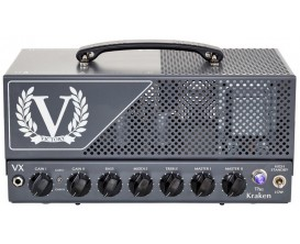 "VICTORY AMP VX Head - Tête 50 Watts tout lampes ""The Kraken"", Made in UK"