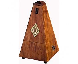 WITTNER 804 - Métronome Pyramide en Noyer véritable