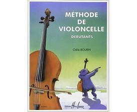 LIBRAIRIE - Méthode de Violoncelle débutants - Odile Bourin