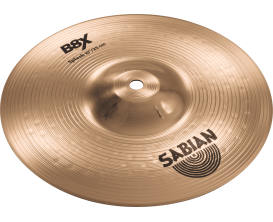 "SABIAN B8X Cymbale 10"" Splash"