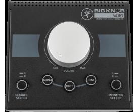 MACKIE Big Knob Passive - Système de contrôle de monitoring professionnel