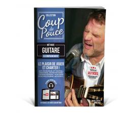 Coup De Pouce - Accompagnement Guitare (Fichiers Audio Inclus) - D. Roux M. Ghuzel - Editions Coup de Pouce