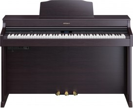 ROLAND HP603-ACR - Piano meuble numérique Rosewood (Palissandre mat), version A : bluetooth audio (copie)