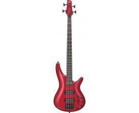 IBANEZ SR300EB-CA - Basse 4 cordes, EQ 3 bandes, accastillage noir, Candy Apple Red