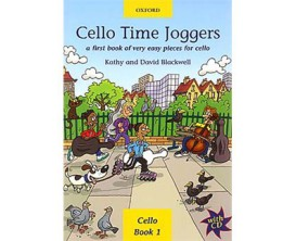 Cello Time Joggers - Cello book 1 (avec CD) - K. & D. Blackwell - Ed. Oxford