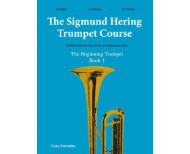 The Beginning Trumpet Book 1 - The Sigmund Hering Trumpet Course - Ed. Carl Fischer