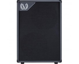 "VICTORY AMP V212VG - Baffle guitare 2x12"" Celection V30, 120 watts, Made in UK"