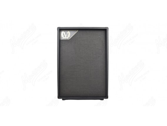 "VICTORY AMP V212VH - Baffle guitare 2x12"" Celection V30 + G12H, 130 watts, Made in UK"