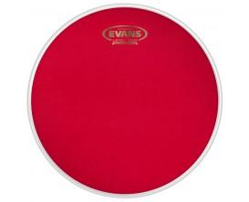 EVANS TT14HR - Peau Hydraulic rouge, 14 pouces