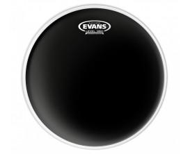 EVANS TT16CHR - Peau Evans Black Chrome, 16 pouces