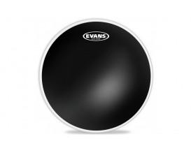 EVANS TT14CHR - Peau Evans Black Chrome, 14 pouces
