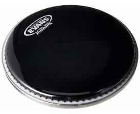 EVANS TT10CHR - Peau Black Chrome, 10 pouces