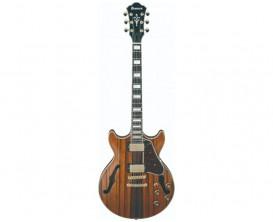 IBANEZ AM93MENT - Guitare Hollowbody Demi-Caisse, série Artcore, Ebène de Macassar