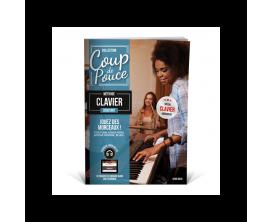 Coup de Pouce Débutant Clavier Vol. 3 (Clavier Arrangeur) - Avec CD - D. Roux - Ed. Coup de Pouce