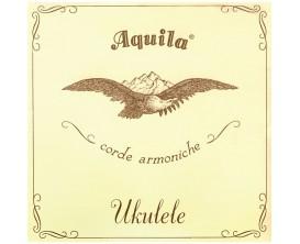 AQUILA NN 7U - Jeu de cordes ukulélé Concert New Nylglut, High G