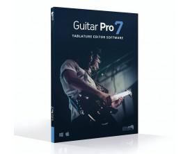 AROBAS MUSIC Guitar Pro 7 - Logiciel d'édition de tablature PC / MAC