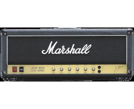 MARSHALL JCM 800 Reissue 2203 - Tête Lampes 100w