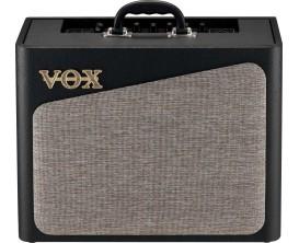 "VOX AV15 - Combo 15 Watts, HP Custom 8"", Préampli analogique 8 modèles + lampe Twin Triode 12AX7, FX (Chorus, Delay & Reverb)"