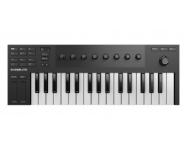NATIVE INSTRUMENTS Kontrol M32 - Clavier maître portable 32 touches Midi / USB