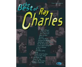 The Best Of... Ray Charles (piano) - Ed. Carisch