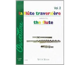 La Flûte Traversière Vol.2 - Isabelle Ory - Vandevelde Editions