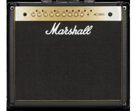 "MARSHALL MG101GFX - Combo 100 Watts MG Gold, 1x12"", avec effets numériques (FSW 2 voies inclus)"