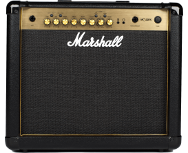 MARSHALL MG30GFX - Combo 30 Watts MG Gold, avec section effets (Chorus, Delay, Phaser, Flanger) (copie)