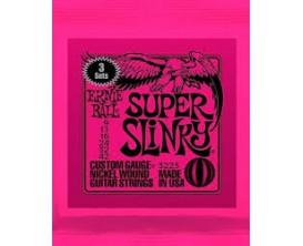 ERNIE BALL 3223 - LOT x 3 jeux Super Slinky 9/42 *
