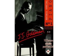 JJ Goldman Special Piano N°1 - Ed. Hit
