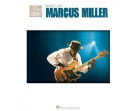 Marcus Miller Best Of - Basse - Ed. Hal Leonard
