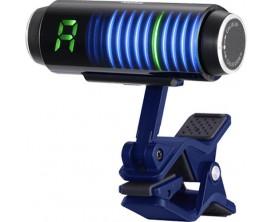 KORG SH-CS100BL - Accordeur à pince Sledgehammer Custom 100, Ecran couleurs 3D, Série limitée Bleu