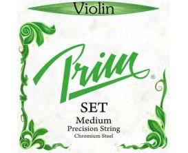 """PRIM PR-1010 - Jeu de cordes Violon 4/4 Medium """"Vert"""""""