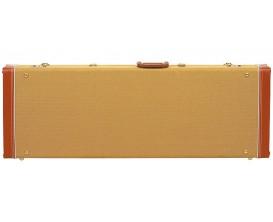 ROCKCASE RC 10606 VT/SB - Etui bois pour guitare électrique standard, Vintage Tweed