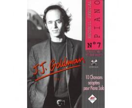 JJ Goldman Special Piano Vol 2 (Avec CD) - Ed. Hit