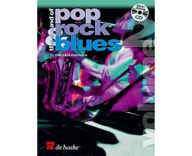 The Sound Of Pop Rock Blues Volume 2 (Alto Sax) - De Haske