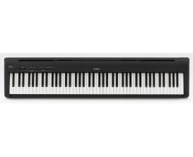 KAWAI ES110B BLACK - Piano numérique Compact 88 touches, Noir