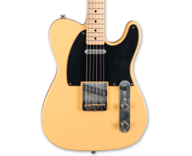 MAYBACH Teleman T54 Butterscotch Blackguard Aged - Guitare type Tele, Corps Sugar Pine, Manche et touche érable, Micros Custom