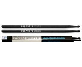 KUPPMEN CFDS5B - Paire de baguettes 5B en fibres de carbone