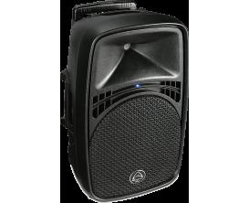 """WHARFEDALE PRO EZ-12A - Enceinte active portable, 2 voies HP12"""", 100 watts, lecteur USB / SD / MMC + Bluetooth"""