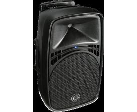 """WHARFEDALE PRO EZ-15A - Enceinte active portable, 2 voies HP15"""", 100 watts, lecteur USB / SD / MMC + Bluetooth"""