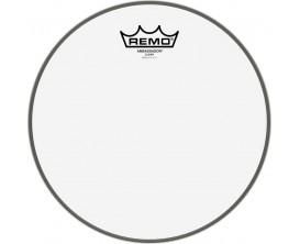 """REMO BA-0310-00 - Peau Ambassador Transparente 10"""" pour tom/ Caisse claire"""
